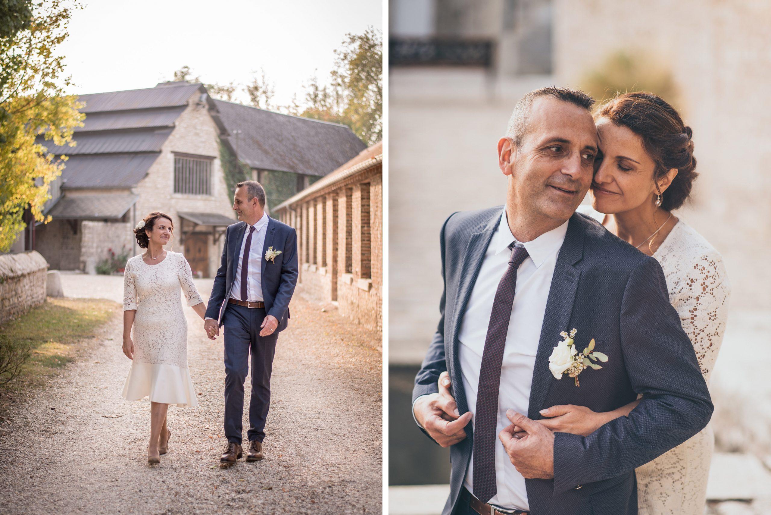mariage abbaye de cercanceaux