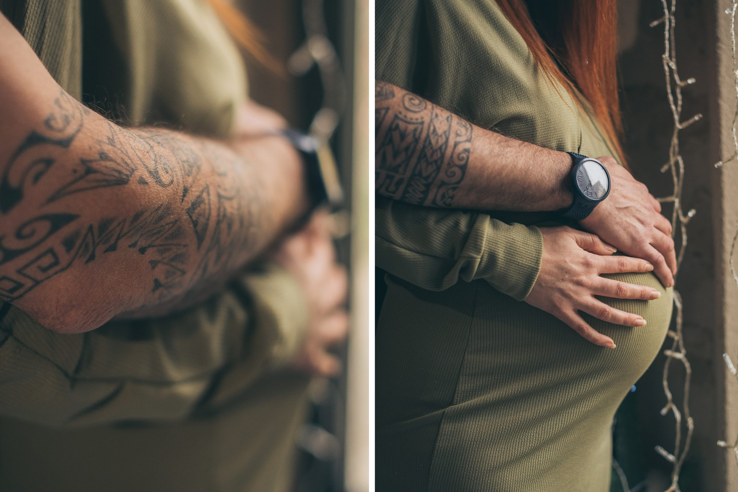 ventre rond tatoo