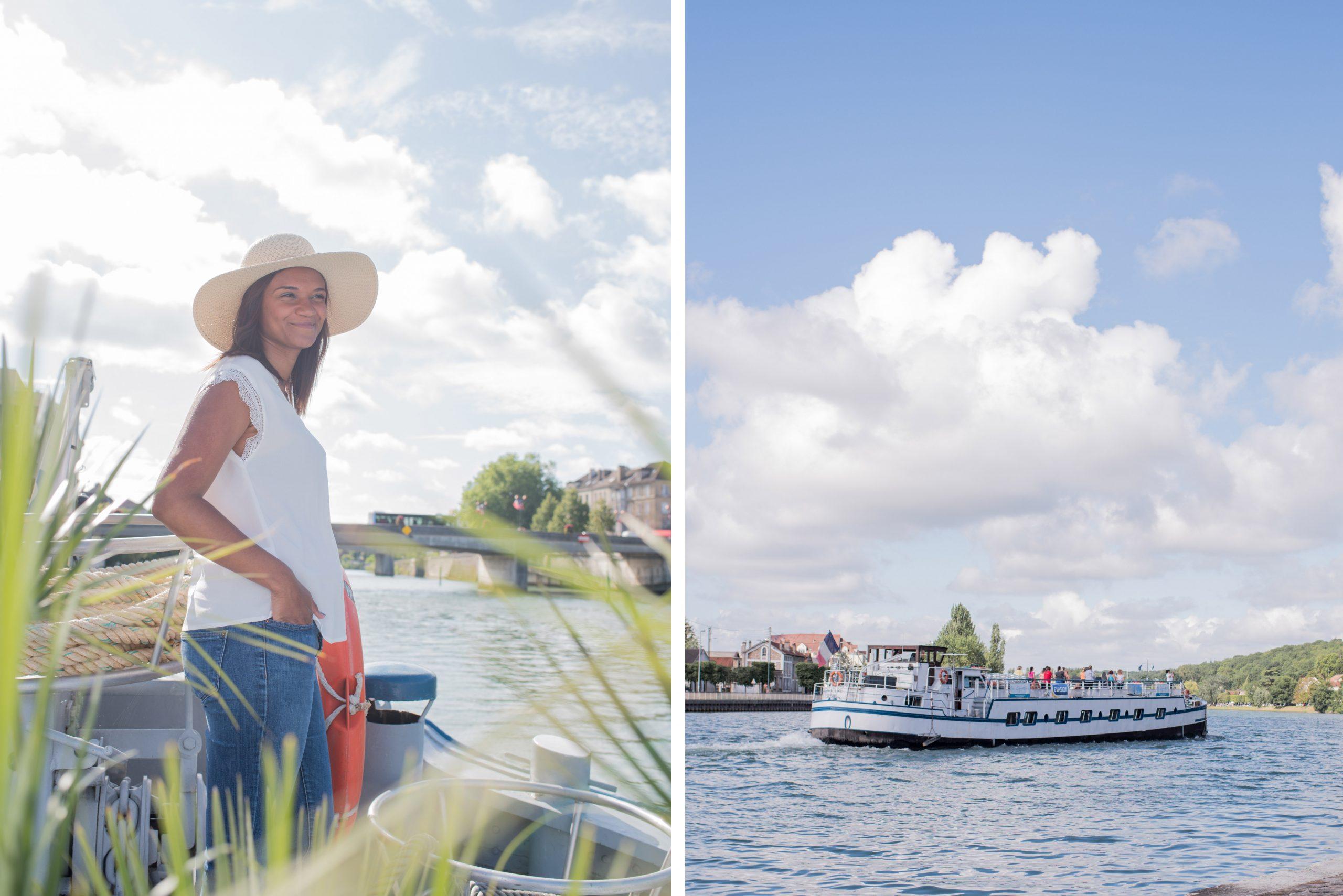 office du tourisme- bateau